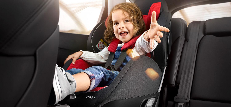 Как правильно выбрать автомобильное кресло для ребенка