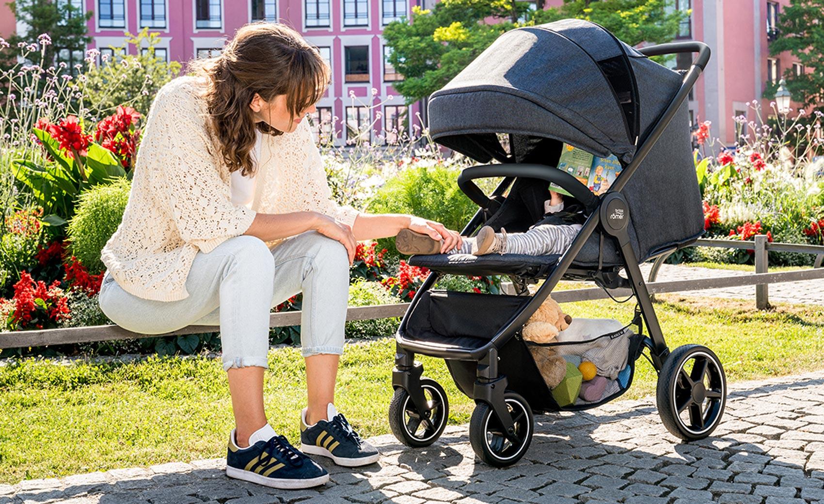 детские коляски прогулочные складные