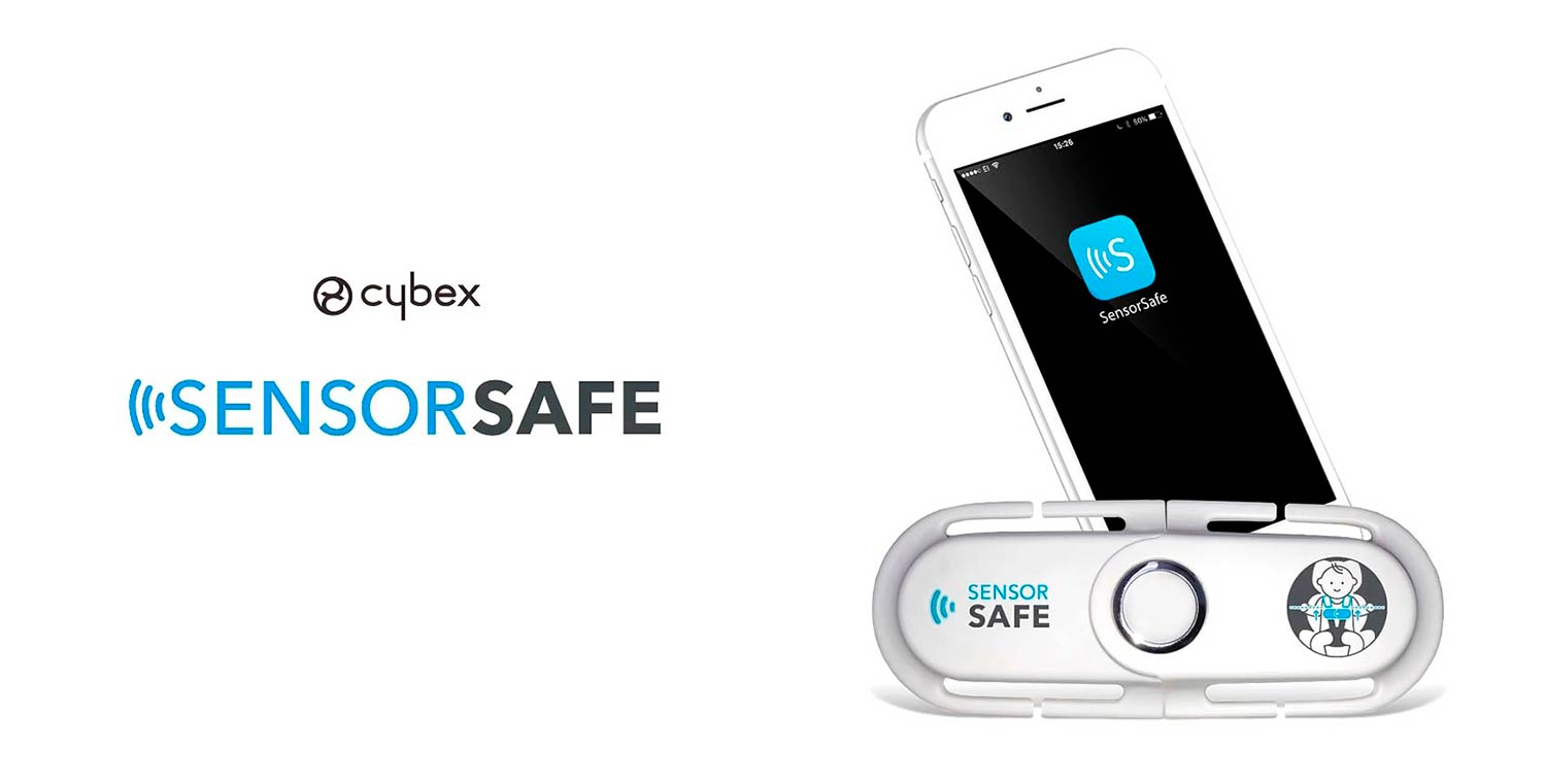 Cybex SensorSafe Technology