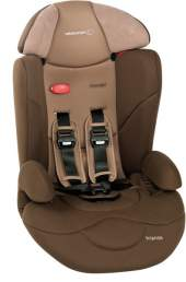 Bebe Confort Trianos Safe Side Lifestyle brown
