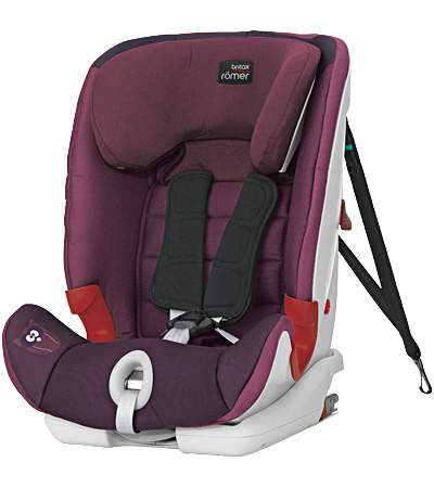 Автокресло Britax Romer Advansafix Dark Grape (Trendline)