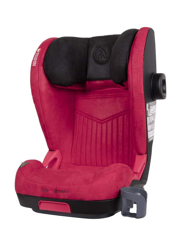 Автокресло Coletto Zafiro isofix Red