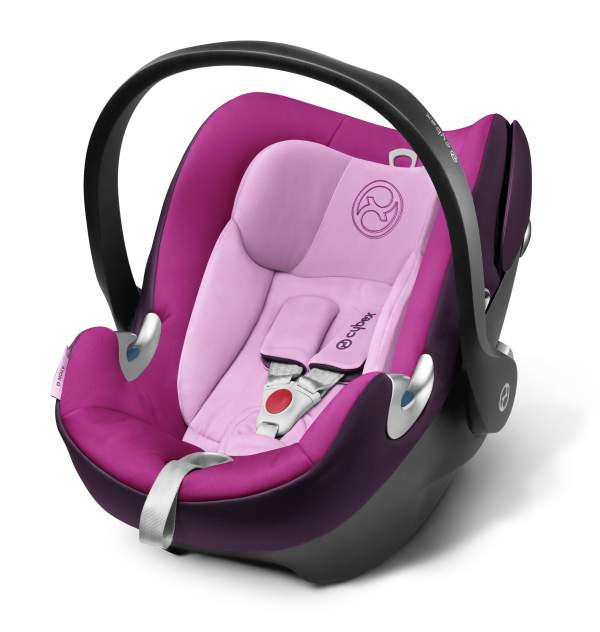 Автокресло Cybex Aton Q Lollipop