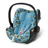 Cybex Cloud Q JS Cherubs Blue