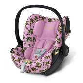 Cybex Cloud Q JS Cherubs Pink