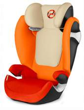 Cybex Solution M Autumn Gold