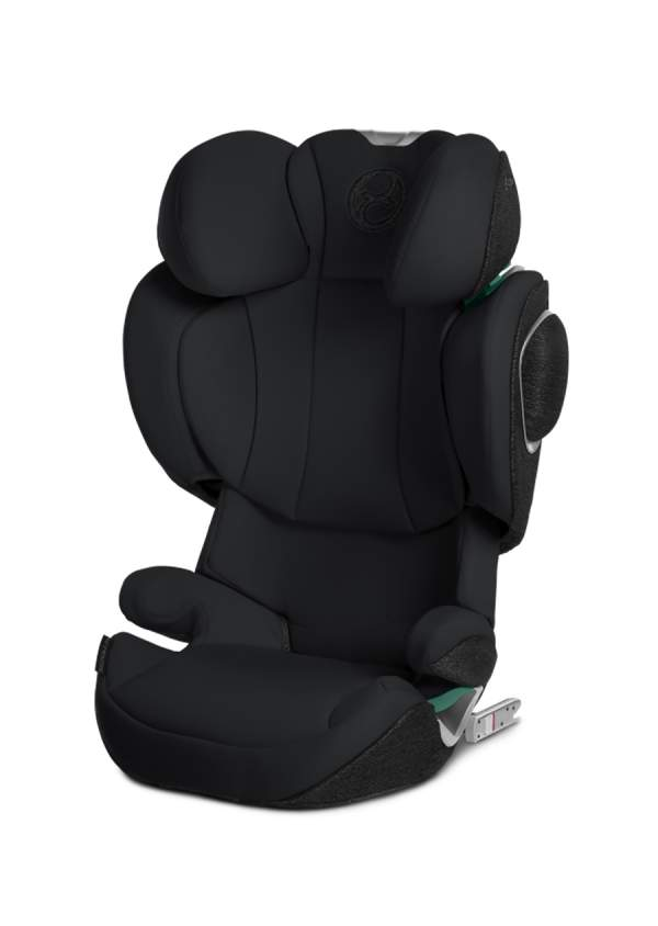 Автокресло Cybex Solution Z i-Fix Deep Black