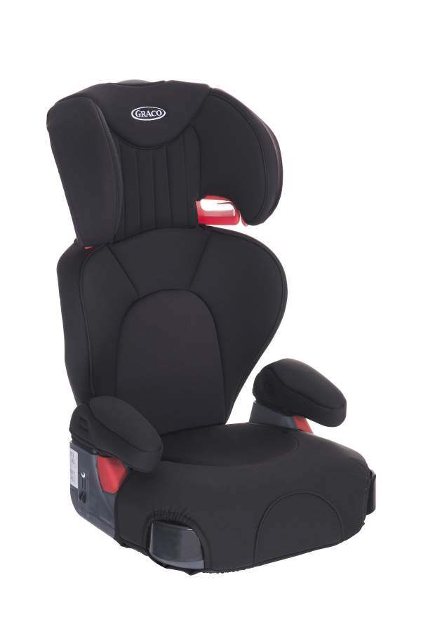 Автокресло Graco Logico L Midnight Black