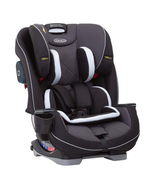 Автокресло Graco SlimFit LX Black