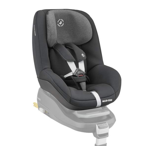 Автокресло Maxi-Cosi Pearl Authentic Black