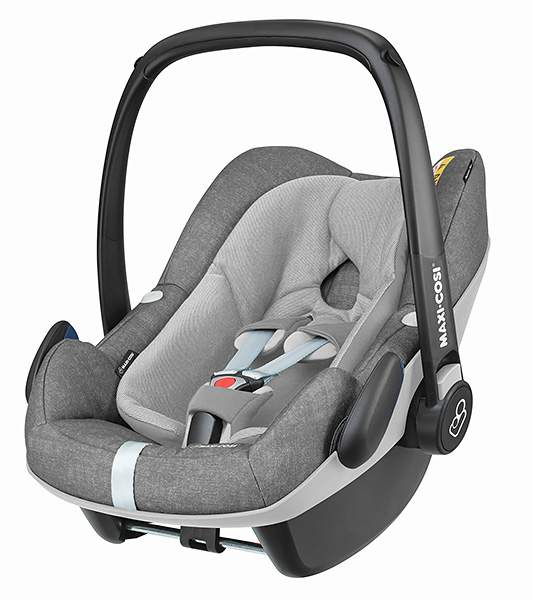 Автокресло Maxi-Cosi Pebble Plus Nomad Grey