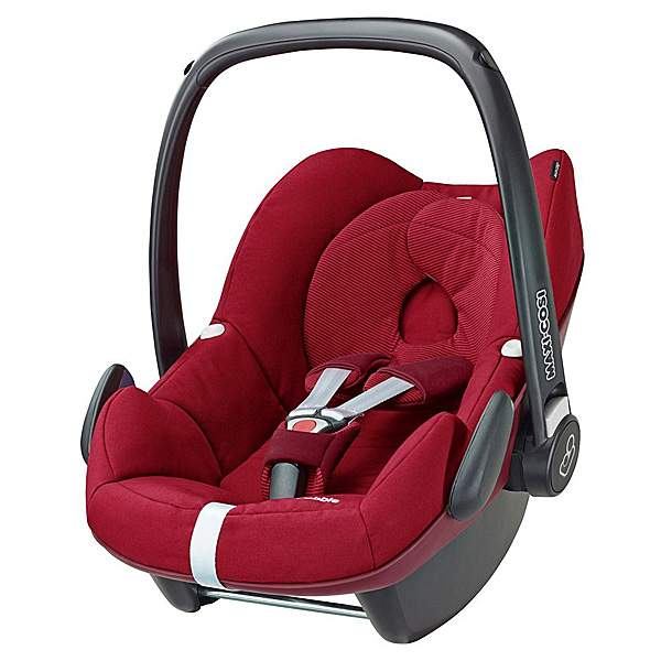 Автокресло Maxi-Cosi Pebble Robin Red