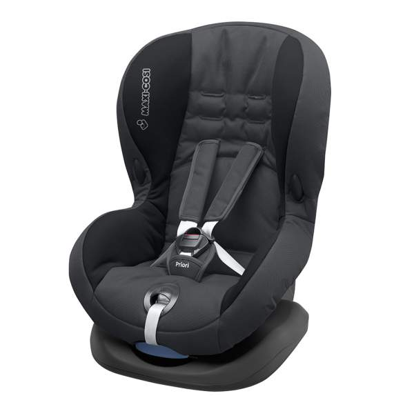 Автокресло Maxi-Cosi Priori SPS Basic Black