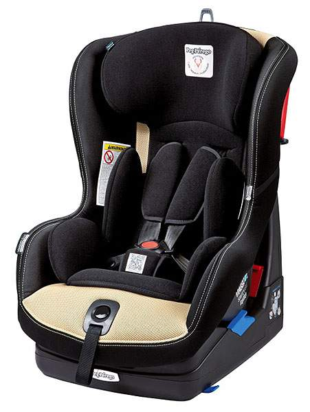 Автокресло Peg-Perego Viaggio 0+/1 Switchable Sand