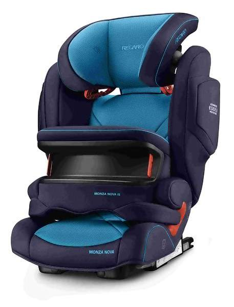 Автокресло Recaro Monza Nova IS Xenon Blue