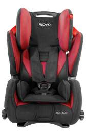 Recaro Young Sport Cherry