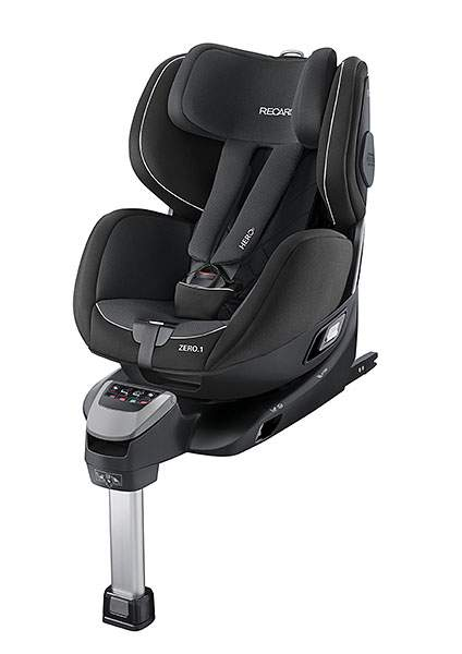 Автокресло Recaro Zero.1 Performance Black