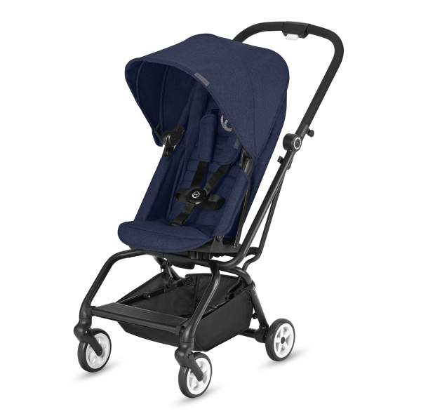 Коляска Cybex Eezy S Twist Denim Blue