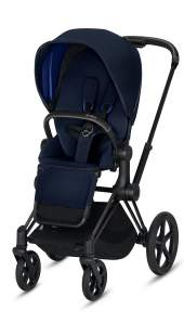 Cybex Priam III Indigo Blue/Matt Black