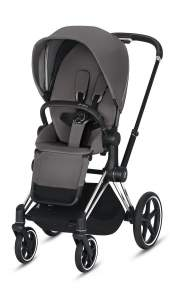 Cybex Priam III Manhattan Grey/Chrom Black