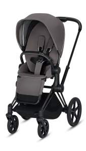 Cybex Priam III Manhattan Grey/Matt Black