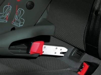 Автомобильное кресло с креплением isofix