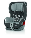 Britax Römer King plus Bastian (Highline)