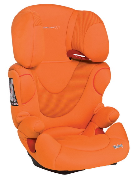 Автокресло Bebe Confort Moby Mango red