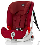Детское автокресло BRITAX RöMER Advansafix II Flame Red