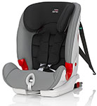 Детское автокресло BRITAX RöMER Advansafix II Steel Grey