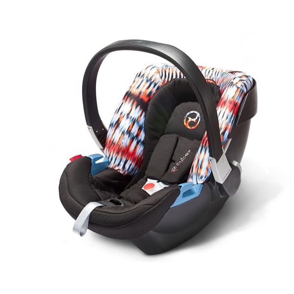 Автокресло Cybex Aton 2 Fashion (Citi Light-multicolor)