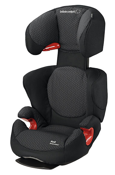 Автокресло Bebe Confort Rodi AirProtect Black Crystal