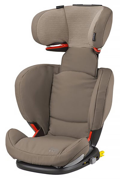 Автокресло Bebe Confort RodiFix AirProtect Earth Brown