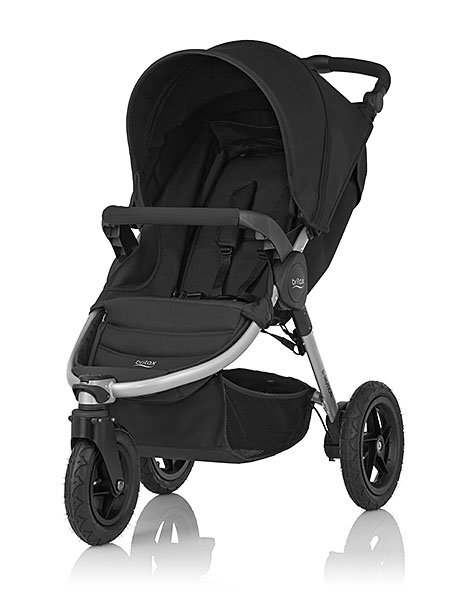 Коляска Britax B-Motion 3 Cosmos Black