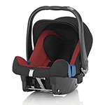 Детское автокресло BRITAX RöMER Baby-Safe plus II Chili Pepper (Trendline)