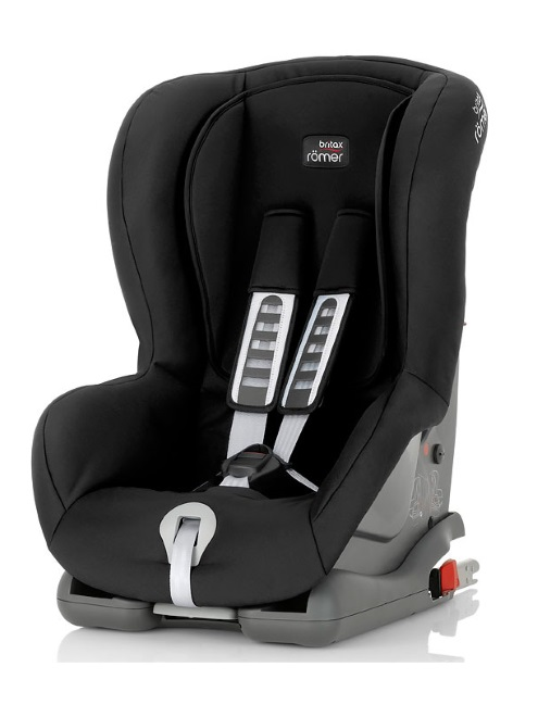 Автокресло Britax Römer Duo plus Cosmos Black