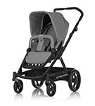 Britax GO Charcoal Grey