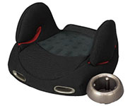 Детское автокресло COMBI Buon Junior Booster Seat Black 113251