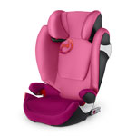Cybex Solution M-Fix Passion Pink