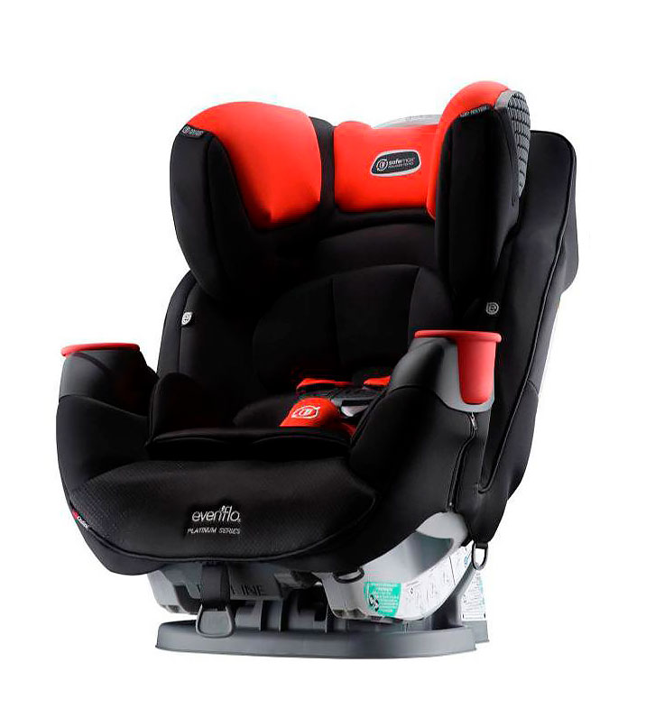 Автокресло Evenflo SafeMax Platinum Series Mason