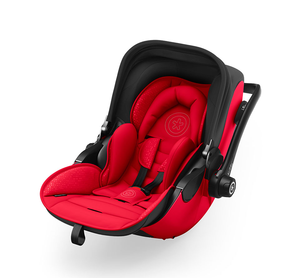Автокресло Kiddy Evoluna i-Size 2 Chili Red
