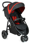 Joie Litetrax 3 Black Chilli