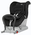 Детское автокресло BRITAX RöMER Max-Fix Black Thunder