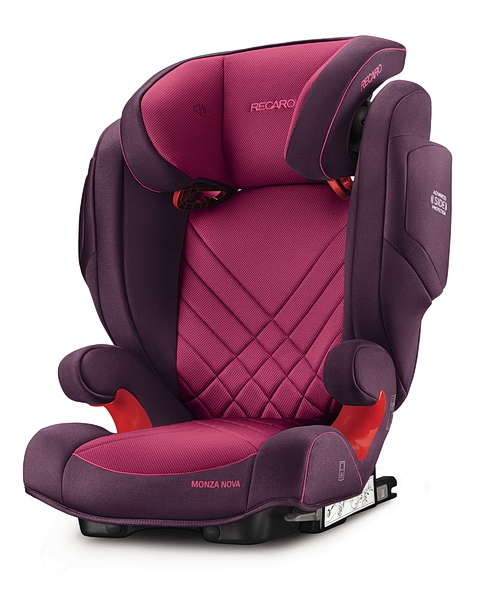 Автокресло Recaro Monza Nova 2 Seatfix Power Berry