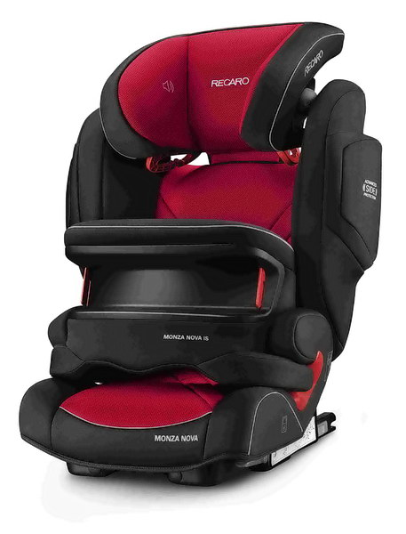 Автокресло Recaro Monza Nova IS Racing Red