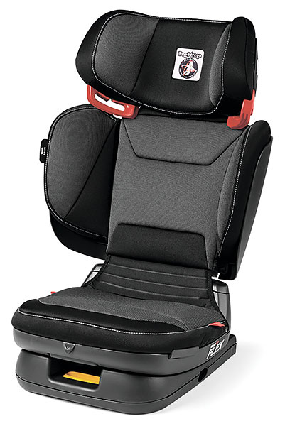 Автокресло Peg-Perego Viaggio 2-3 Flex Crystal Black