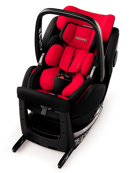 Автокресло Recaro Zero.1 Elite i-Size Racing Red