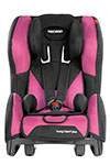 Recaro Young Expert plus Pink