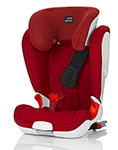 Детское автокресло BRITAX RöMER Kidfix II XP Flame Red