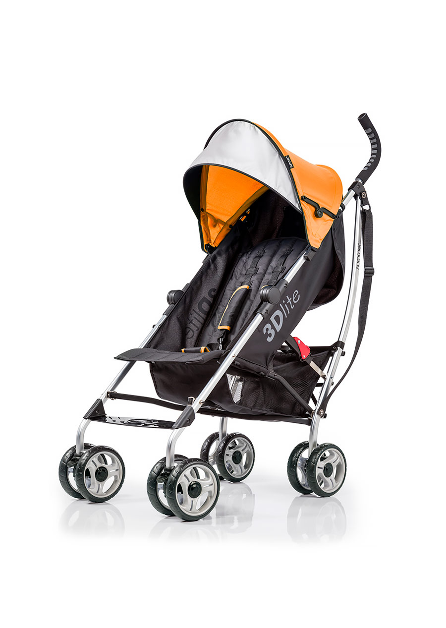 Коляска Summer Infant 3D Lite Orange